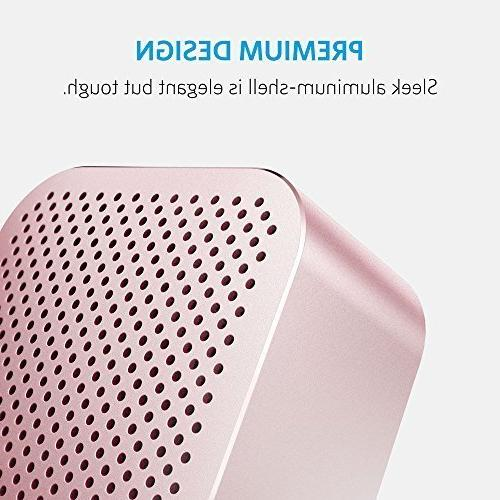 Anker Speaker with Super-Portable with Built-in 7, iPad, HTC, and -