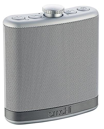 Ihome Soundflask Ibt12 Speaker System - Portable - Wireless
