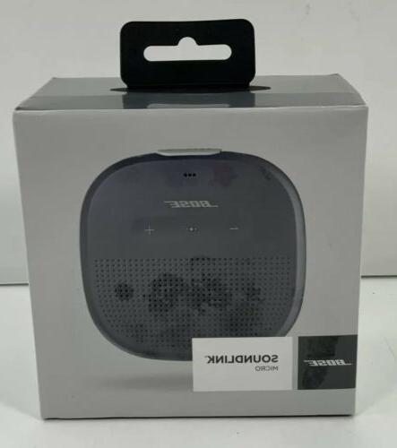 soundlink micro waterproof bluetooth speaker