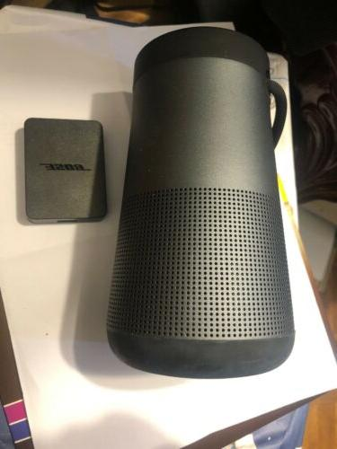 Bose Speaker for Sound Black