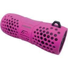 SYLVANIA SP332 -PINK Water-Resistant Portable Bluetooth Spea