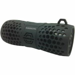 sp353 waterproof rugged portable bluetooth speaker black