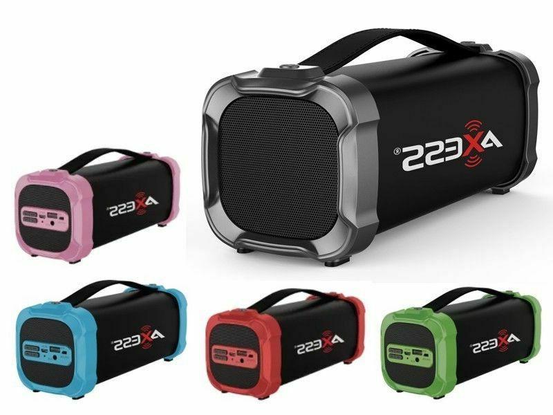 spbt1073 2 5 portable rechargeable bluetooth speaker