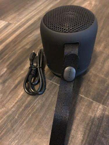 Sony Genuine Extra Bass Bluetooth Speaker SRSXB12 Black BOX