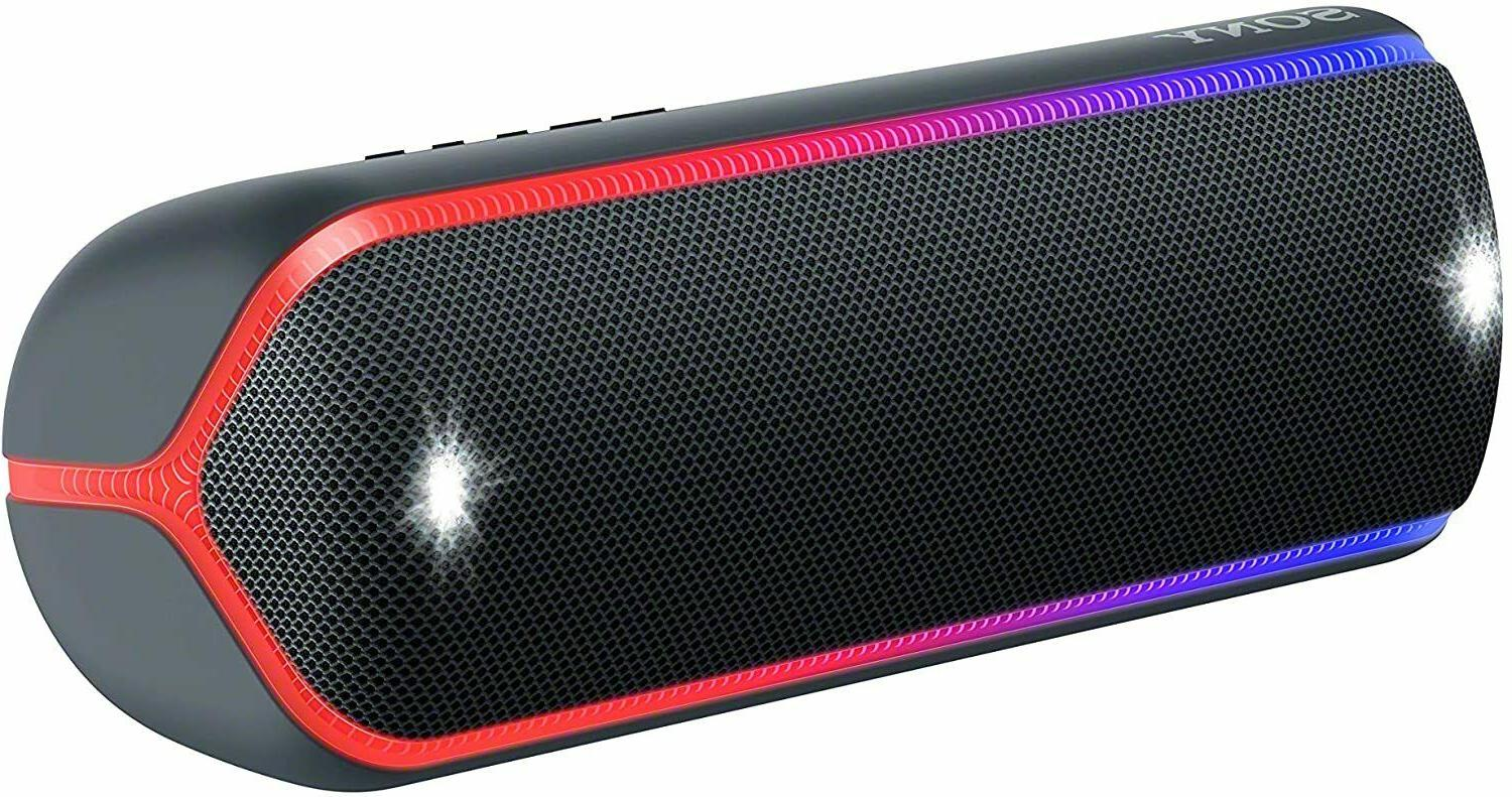 srsxb22 b extra bass portable bluetooth speaker
