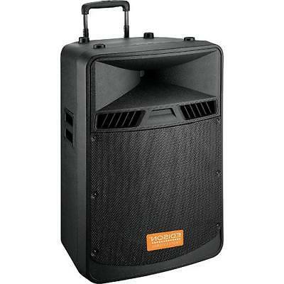 "BriteLite ST-5000 18"" 2000 Watt Bluetooth PA Speaker"