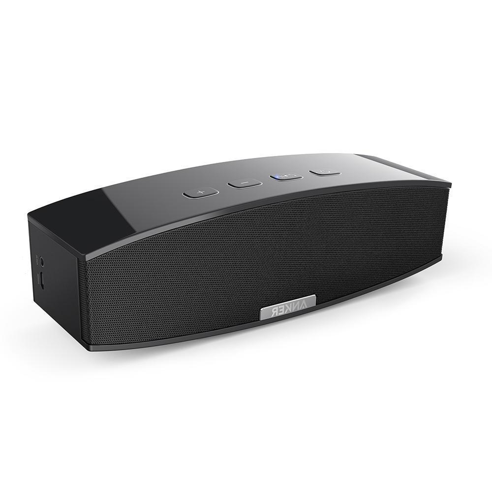 Anker Stereo Bluetooth 4.0 Speaker , 20W Output from Dual 10