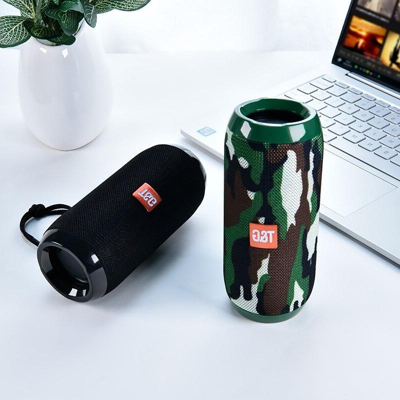 TG117 Waterproof Loudspeaker Card FM Aux Input