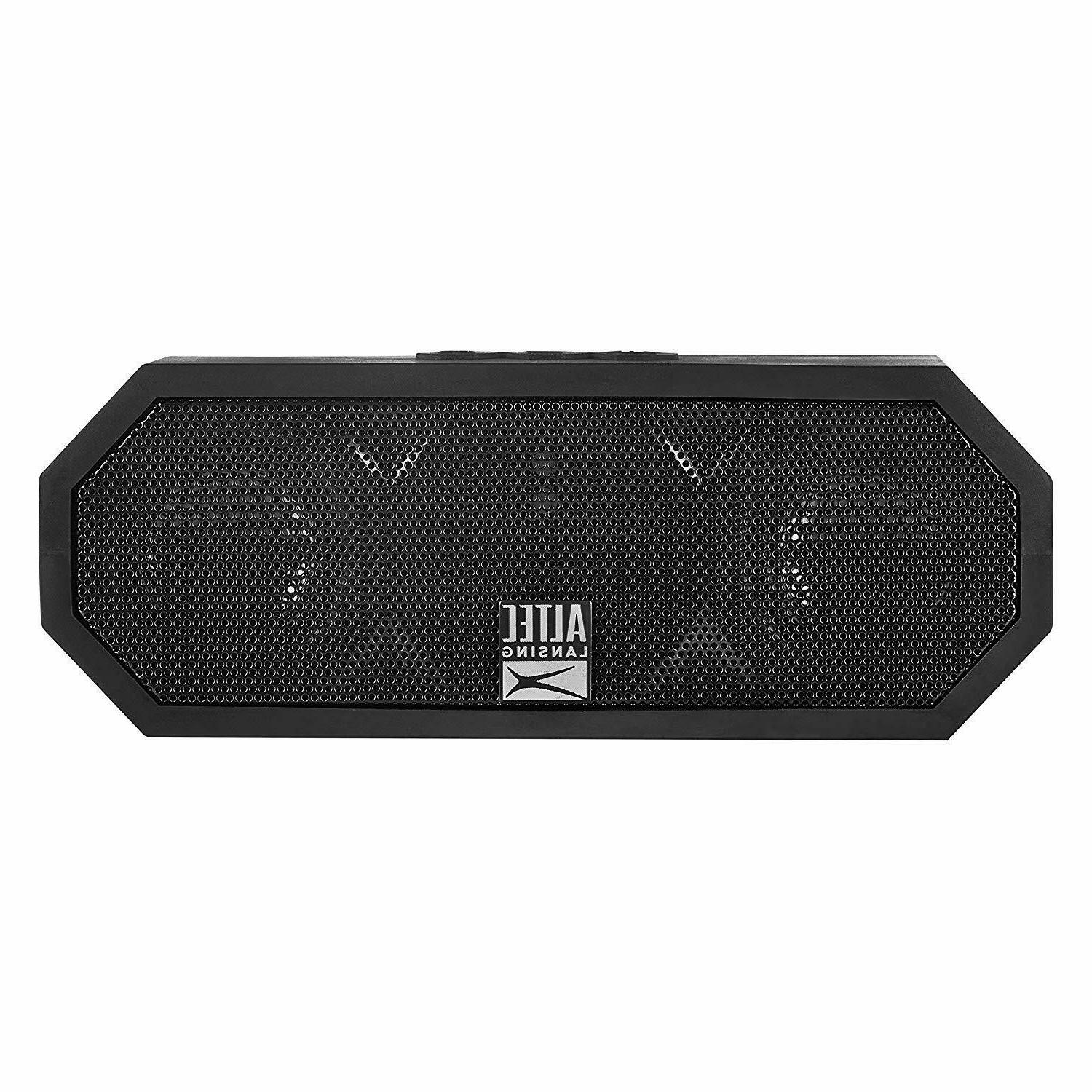 new the jacket h20 rugged bluetooth speaker