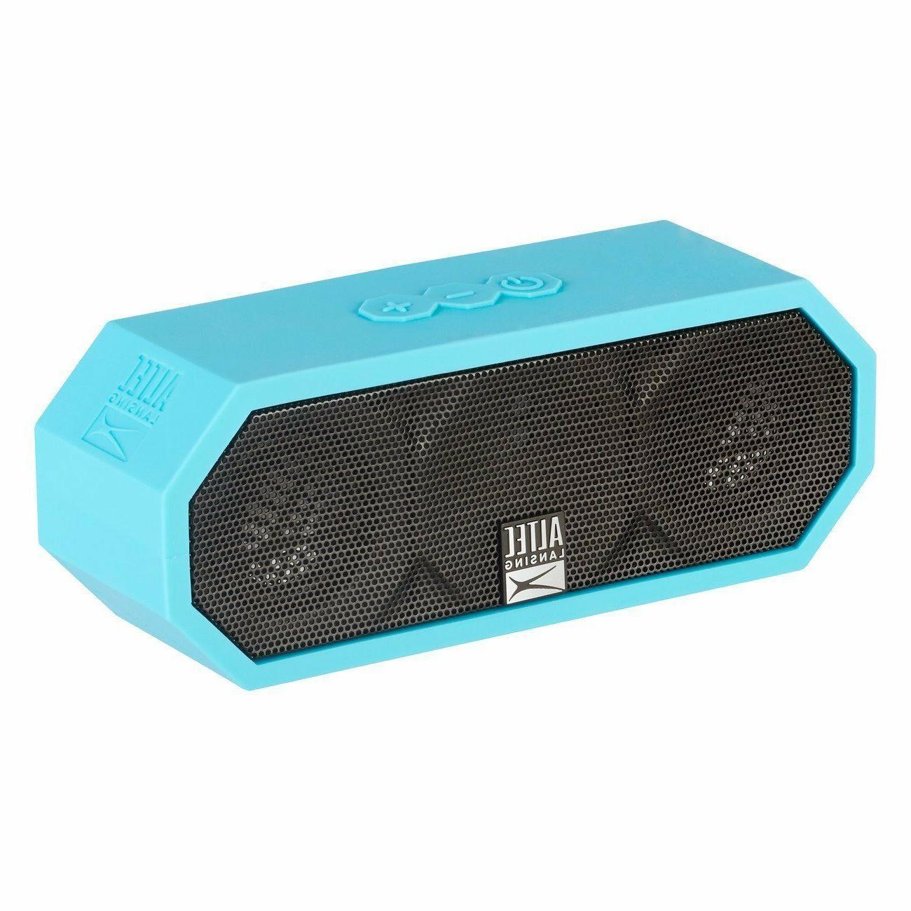 Altec Lansing The H20 Bluetooth Speaker iMW457