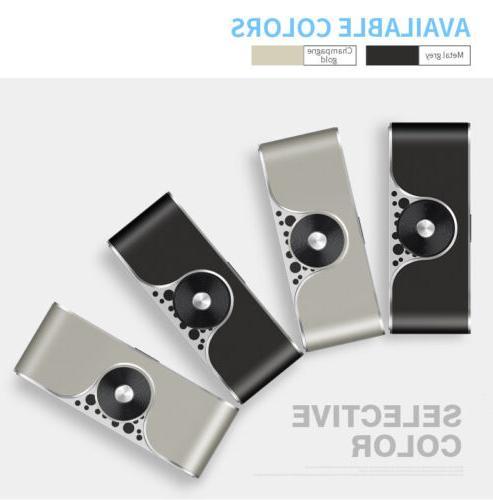 NEW Bluetooth Portable Micro-SD Slot