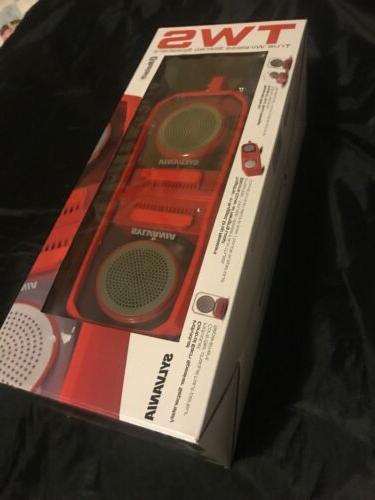 Sylvania SP833-RED Wireless Speakers