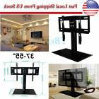 "Universal Tabletop TV Stand Pedestal Base Mount for 37-55"" C"