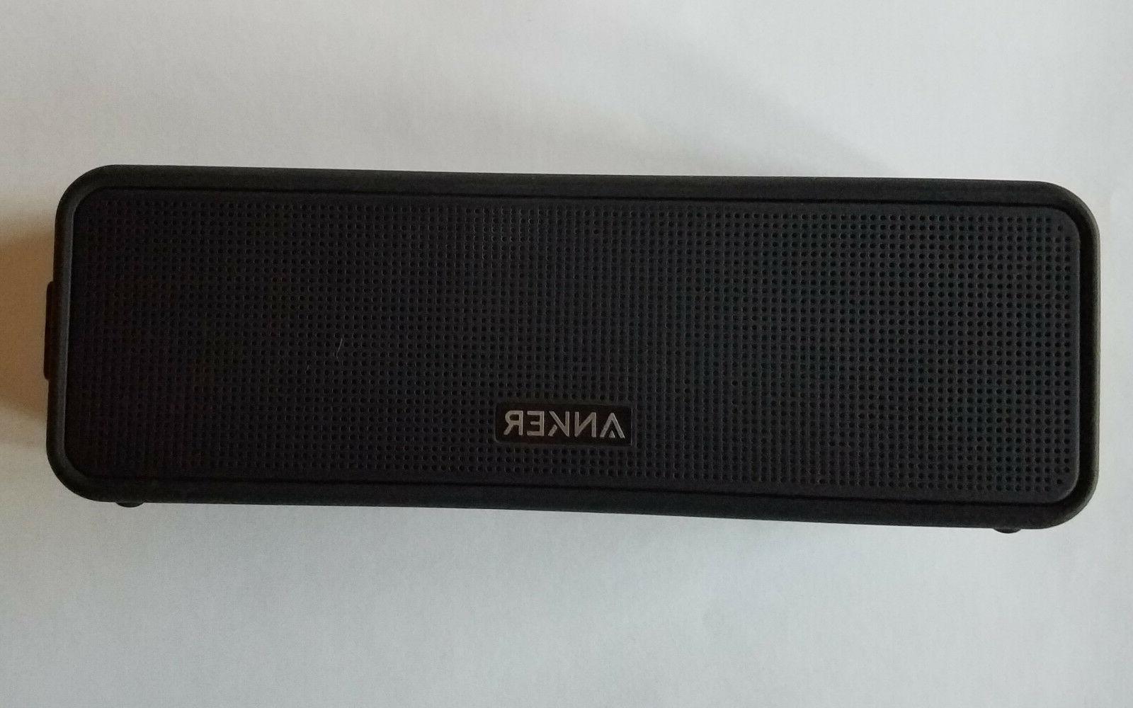 Unused Portable Wireless Speaker - BLACK