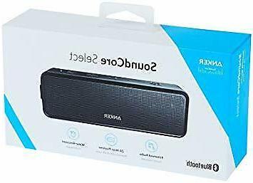 unused soundcore select portable wireless