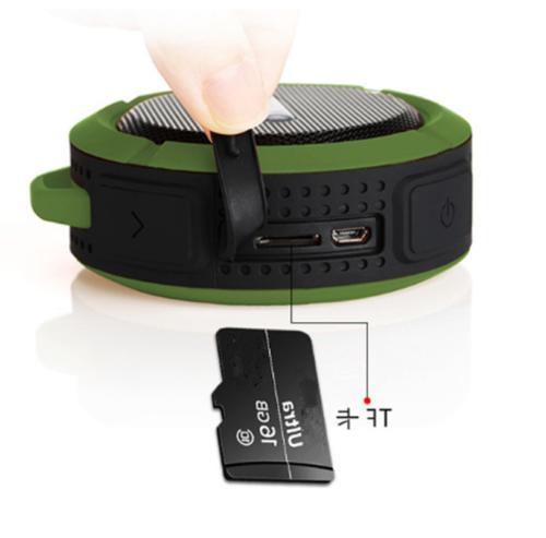 Waterproof Bluetooth Shower Outdoor Bathroom Loud