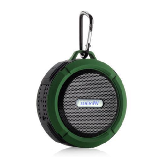 Waterproof Bluetooth Speaker Shower Outdoor Portable Wireless Loud