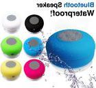 Waterproof Bluetooth Wireless Shower Speaker Handsfree Calls