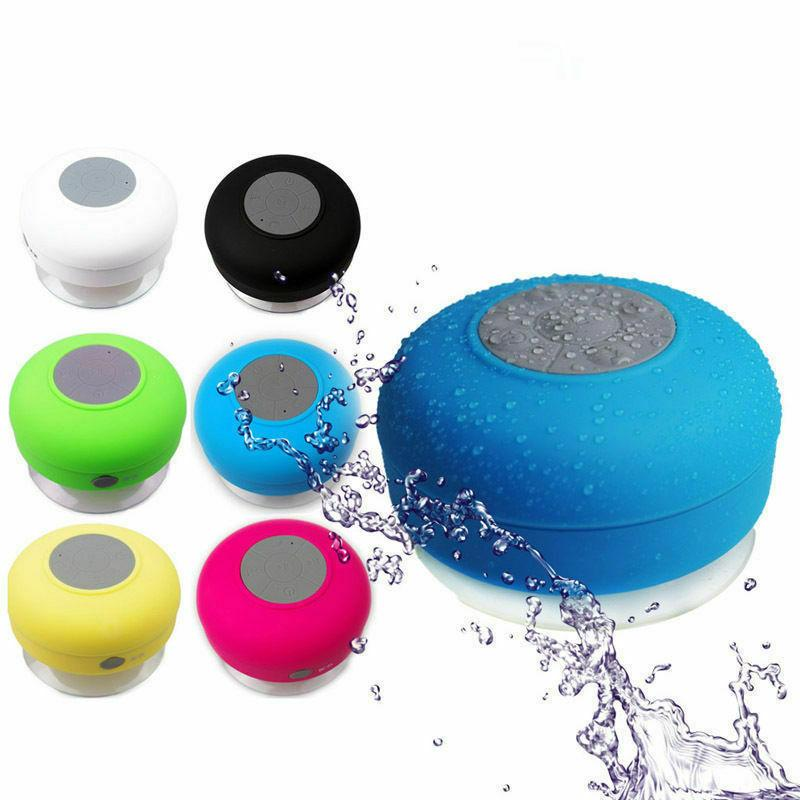 Waterproof Speaker Handsfree Music