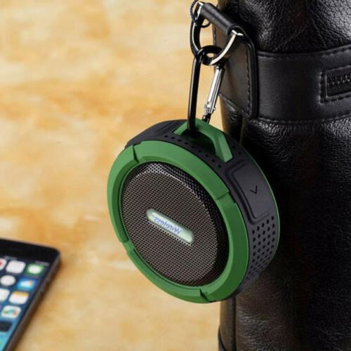 Waterproof Shower Outdoor Wireless Loud C06