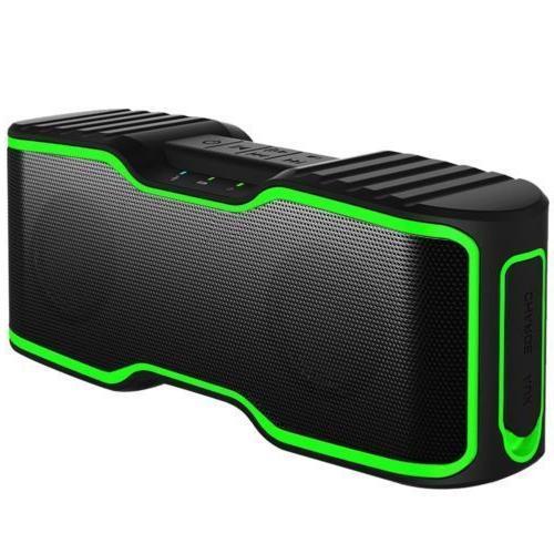 URPOWER Waterproof Portable Speaker Phone Wireless NFC Bluet