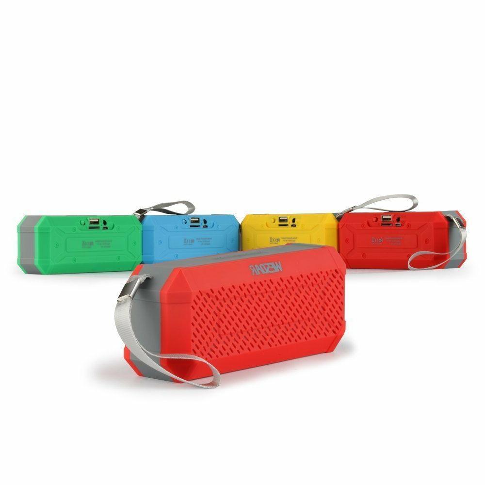 Wireless Bluetooth 4.0 Portable Speaker Subwoofer HD Sound,