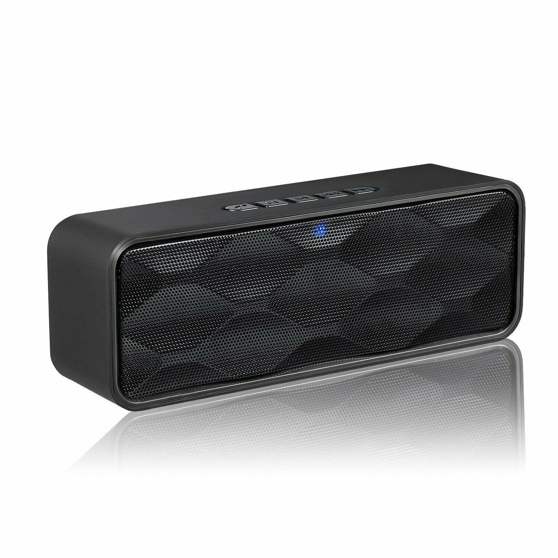 ZoeeTree S1 Wireless Bluetooth Speaker,Portable V4.2+EDR Ste