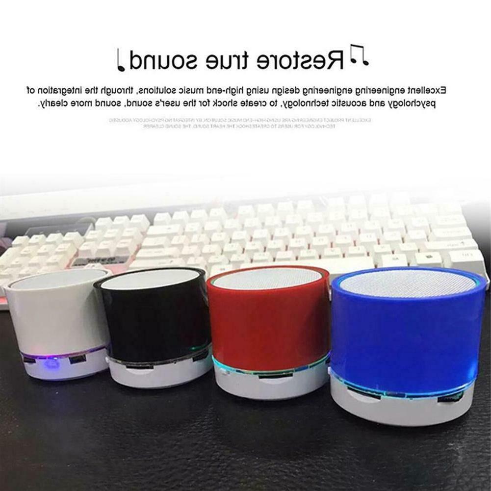 Wireless Bluetooth Speaker Super Bass USB/TF/FM/Mic