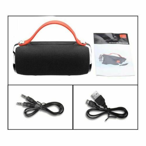 Wireless Bluetooth Speaker Outdoor Bass Radio Audio