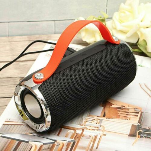 Wireless Bluetooth Outdoor Stereo Bass Radio Audio