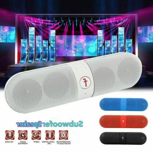 wireless speaker mini super bass aux usb