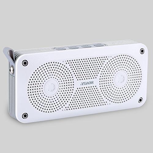 x6 ultra portable bluetooth speaker