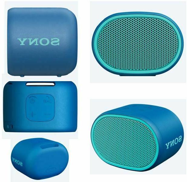 Sony XB01 Extra Bass™ Portable Bluetooth® Speaker