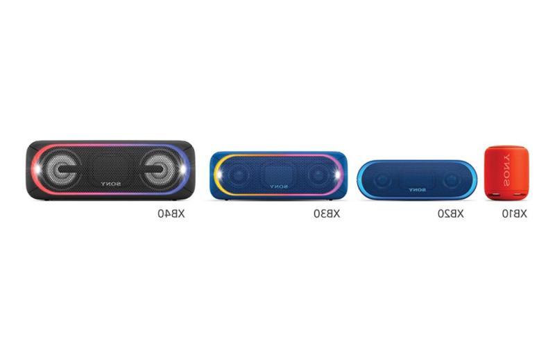 Sony XB10 Portable Speaker Bluetooth,