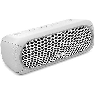 Sony XB30 Portable Wireless Speaker with Bluetooth, White