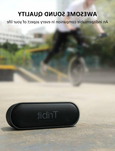Tribit XSound Go Portable Bluetooth Speaker Loud Sound