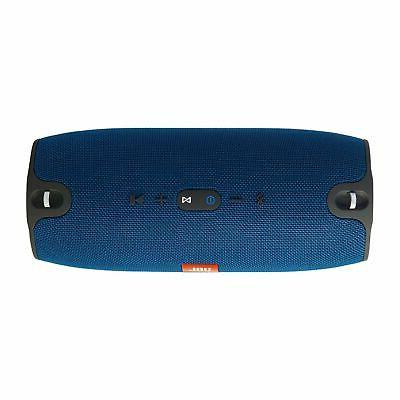 xtreme portable wireless bluetooth speaker blue
