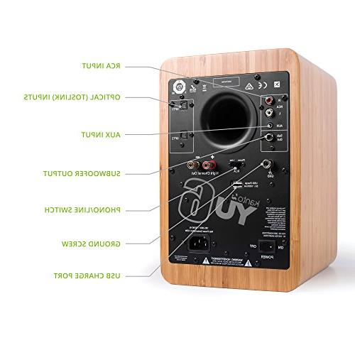 Kanto with Preamp, Bamboo