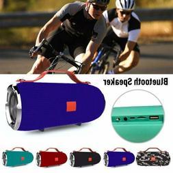 LED Bluetooth Speaker Portable Subwoofer Super Bass Stereo L