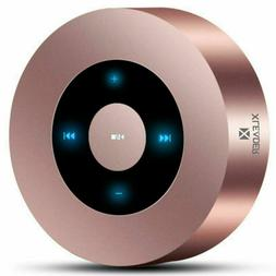 LED Touch Design Bluetooth Speaker XLEADER Portable Wireless