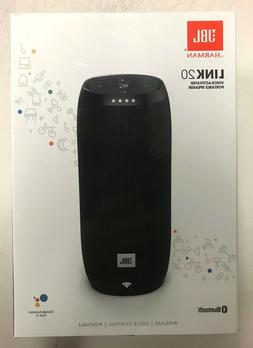 JBL Link 20 Smart Bluetooth Voice Activated Portable Wireles