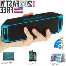 LOUD Dual Wireless Bluetooth Speaker Waterproof Outdoor Ster