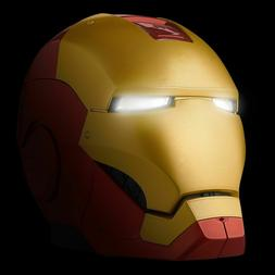 iHome Marvel Iron Man Bluetooth Speaker Eyes Light up Collec