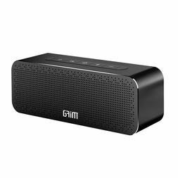 Metal Portable Bluetooth Speaker Bass Wireless Bluetooth 4.2