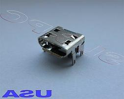 Micro USB Charging Charger Port OEM Replacement for JBL Blue