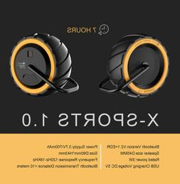 Micropack Speaker Bluetooth Waterproof Portable Wireless Rec