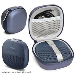 WGear Midnight Blue Protective Case for Bose SoundLink Micro