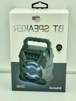 Zone One Mini Bluetooth Speaker Portable Wireless Speaker W/