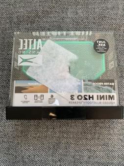 Altec Lansing Mini H20 2 Rugged Bluetooth Speaker - Mint Gre