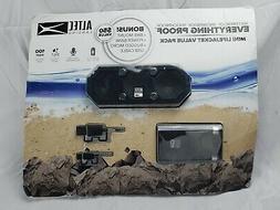 ALTEC LANSING Mini LifeJacket 3 Pack w/ Mount & Bank   IMW47
